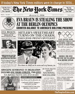Eva Braun Olympics