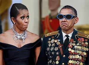 Obama's medals