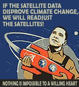 Obama Satellites