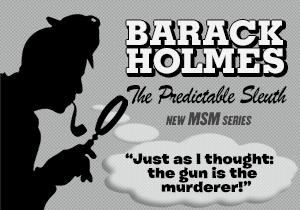 Barack Holmes