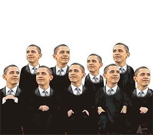 Obama for Supreme Court