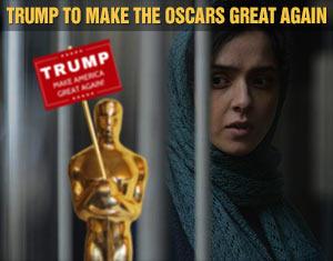 Trump Oscars