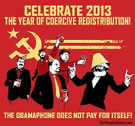 Communist leaders celebrate 100 years of IRS cartoon