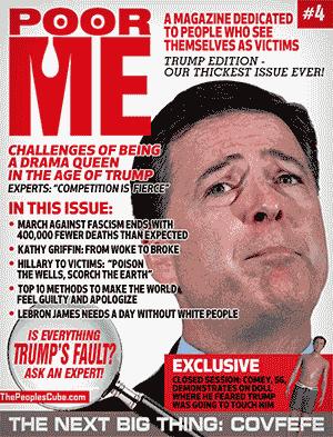 Poor Me Magazine #4
