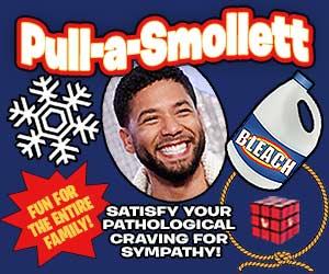 Pull a Smollett