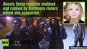 RT reporter robbed in Baltimore