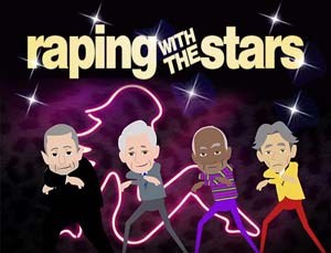 Raping with the Stars