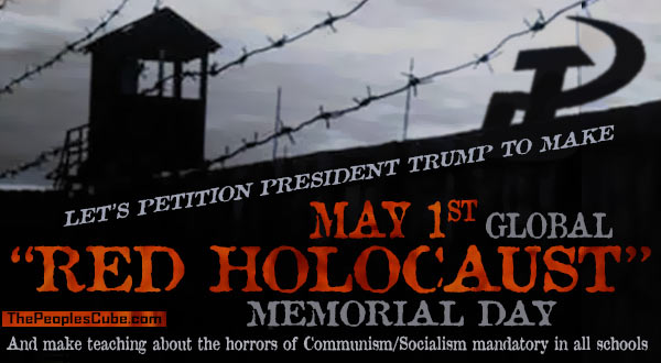 May 1st: International Collectivist Victims Day