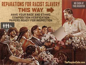 Reparations this way