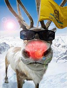 Dark Truths Behind Rudolph Red Nosed Reindeer