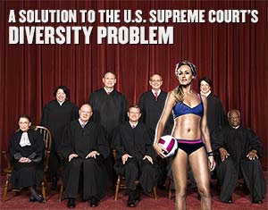 Diversity at US Supreme Court