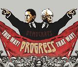 Progress this way