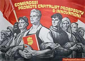 socialists need capitalism