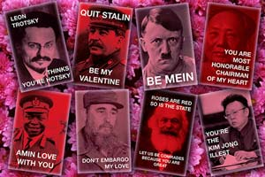 Valentine Guide to Dating Dictators