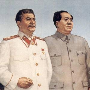 Stalin & Mao