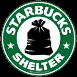 Starbucks Shelter