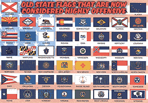 Offensive state flags