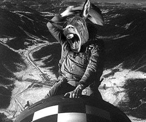 Democrats bomb ride