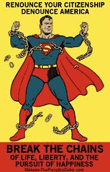 Superman funny cartoon