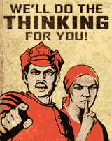 We'll do the thinking for you!