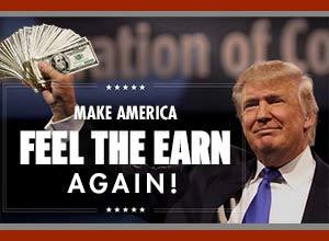 Feel the earn!