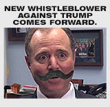 Whistleblower Schiff