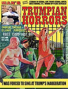 Trumpian Horrors Magazine