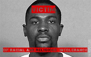 Muslim victim Nolen beheder