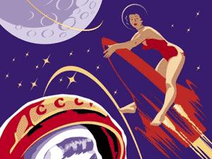 1st Woman Cosmonaut