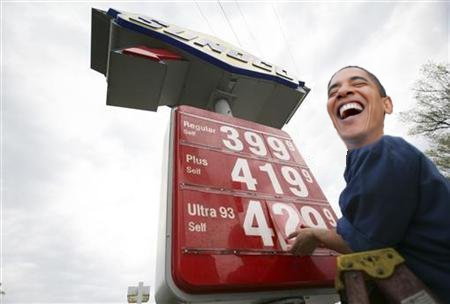Obama gas prices