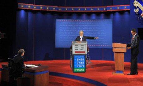 Newt debates Obama