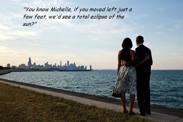 Obamas look at sunset.jpg