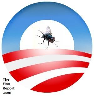 Obama logo with fly.jpg