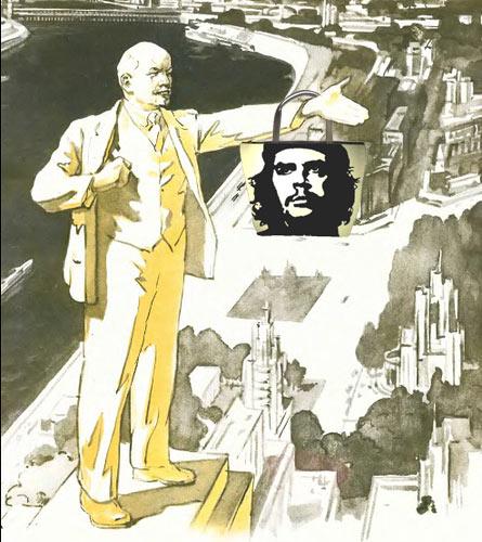 LeninStatueholdingChePurse.jpg