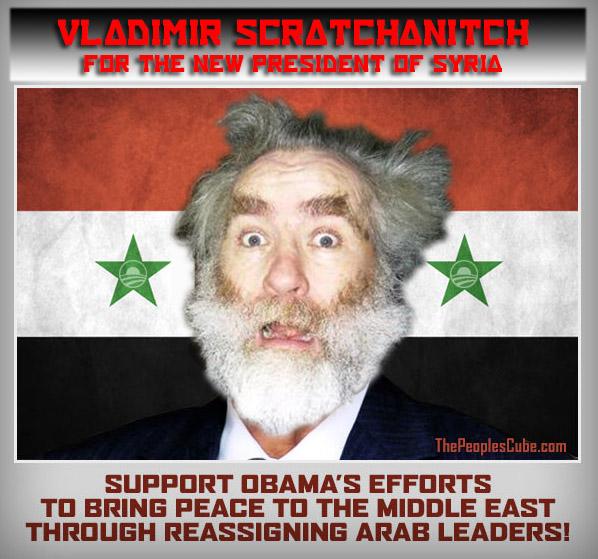 ScratchanitchForPresidentOfSyria.jpg