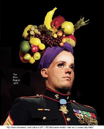Marine medal of honor winner as carmen miranda for cube.jpg