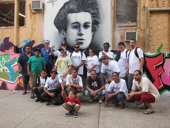 Gramsci_monument_Bronx.jpg