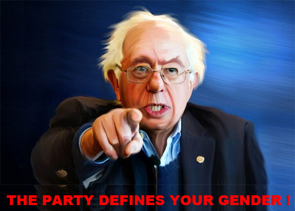 The Peoples Cube.Sanders.2016.05.05.CAPTION THIS - Bernie finger.Gender.ps.jpg