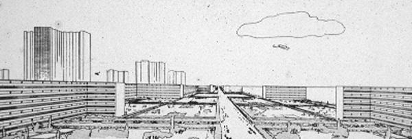 FRA.Le Corbusier.Ville contemporaine de 3 millions d-habitants.1922.1.see - Plan Voisin.1925.1.(600).jpg