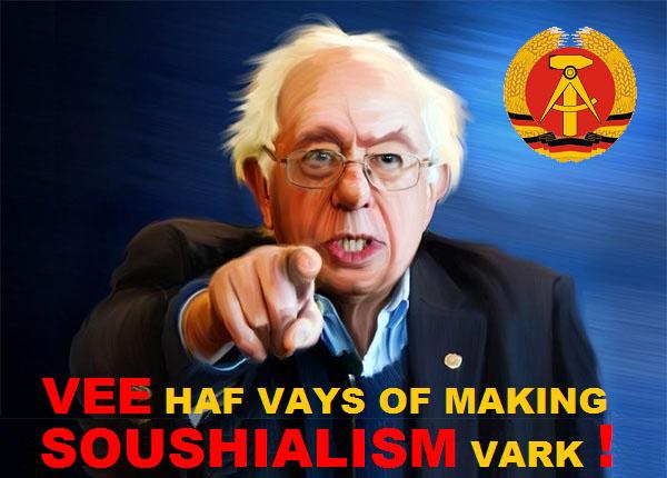 The Peoples Cube.Sanders.2016.05.05.CAPTION THIS - Bernie finger.Vee-haf-vays.jpg