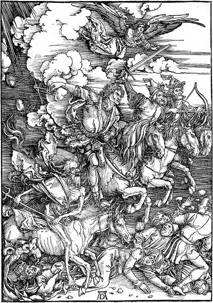 Dürer.Die Offenbarung des Johannes - Die vier apokalyptischen Reiter.BIG.(600).jpg
