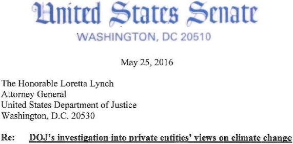 US.2016.05.25.(Senate.Lynch).DOJ-s investigation into private entities- views on climate change.1.jpg