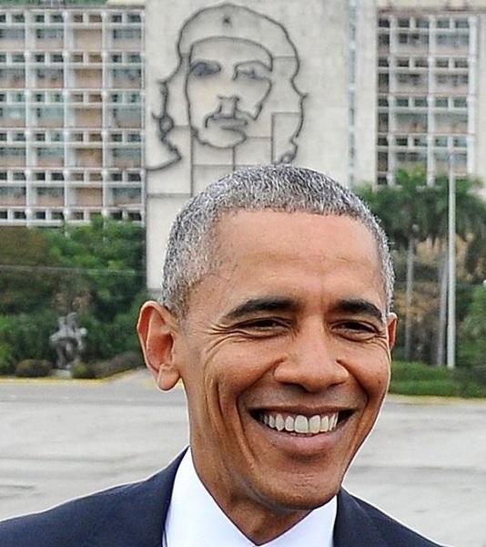 Obama.Herr Hop gibt den Grinser.Guevara.(2016.03.22).Cuba.Castro.2.0.(600).jpg