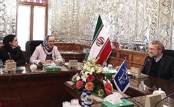 DE.Roth.2015.01.25.Teheran.(Parlamentspräsident Ali Larijani).3.jpg