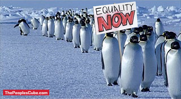Penguins Equality Now