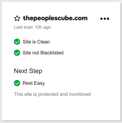 SCRN_Cube_Clean_Status.jpg