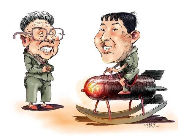 NKOR_Kim_Jong_Il_Kim_Jong_Un_(2010_09_27_Hansson).jpg