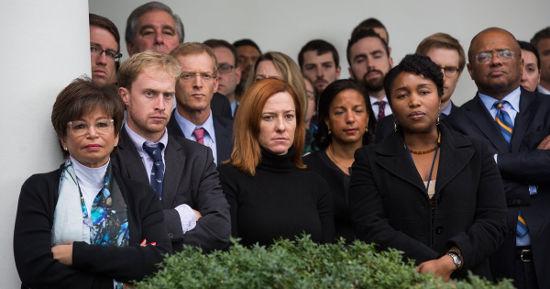 Stern looks on the White House staff.jpg