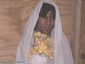 captured terrorist disguised as bride.jpg