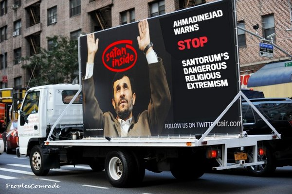 Ahmadinejad warns.JPG